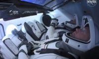 l'entreprise SpaceX réussit son premier vol habité dans l'espace !