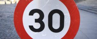 Bruxelles Ville 30 – une vitesse réduite et moins d'accidents pour ces premiers mois de 2021